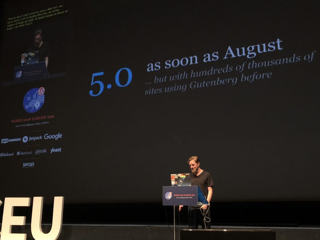 Matt Mullenweg über WordPress 5.0