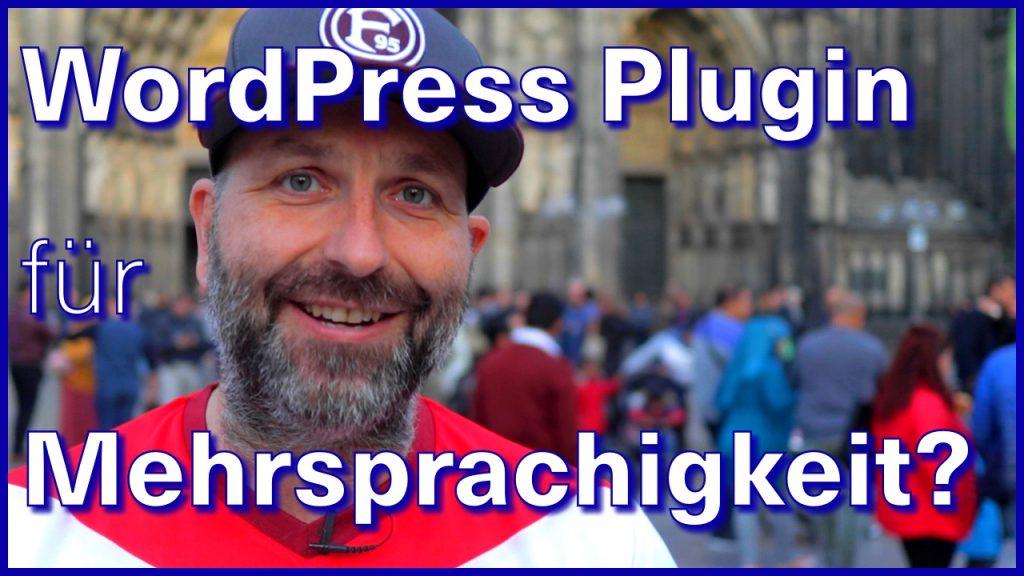 Welches WordPress Plugin nutze ich für Mehrsprachigkeit?