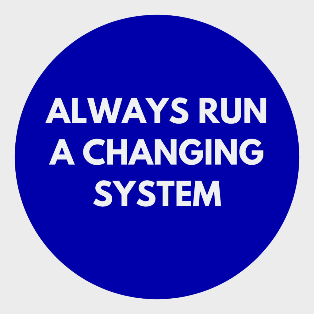 changingsystem