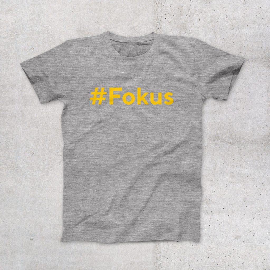 T-Shirt Fokus