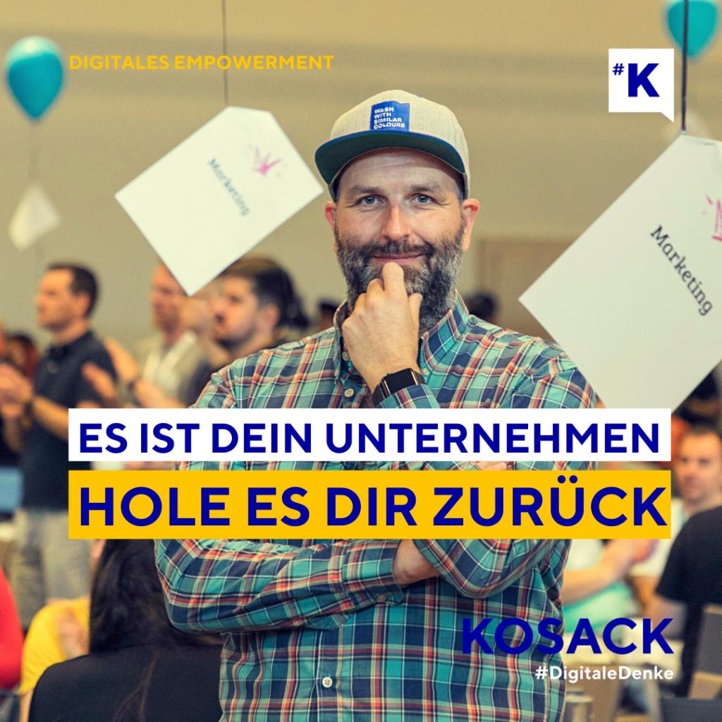 Reimar Kosack Jahresprogramm